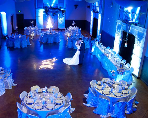 199 Best Blue Winter Wedding Theme Images On Pinterest