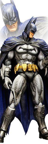Batman - Arkham City (PLAY ARTS KAI) $59.99