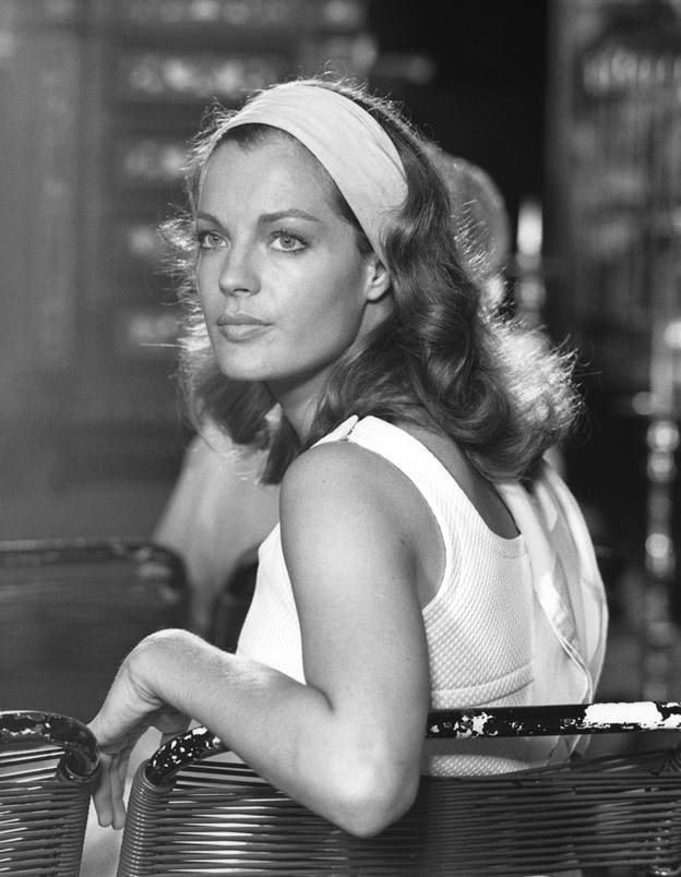 L'interview vainness flash-back de Romy Schneider