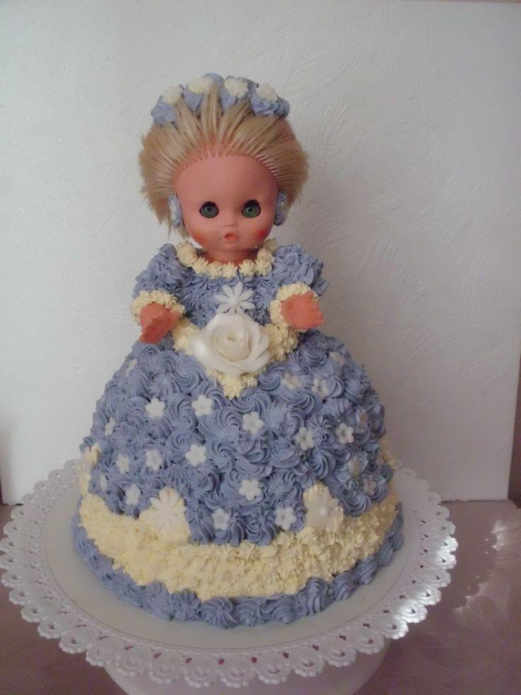 Dort krémový ♥ panenka