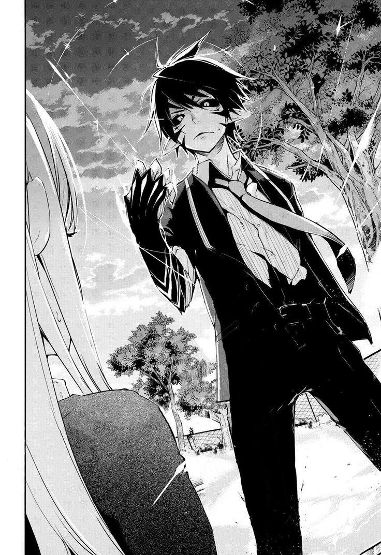 gangsta anime season 2 manga