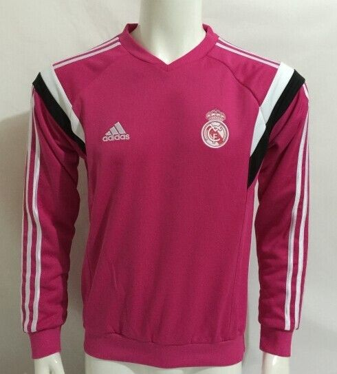 Sudadera Real Madrid 2014/2015 -- Rose - €35.00 :