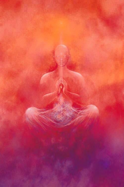 Amener l'homme inférieur sous l'influence et le contrôle de l'homme spirituel ; il se réveillera Aussi les centres de force dans le corps éthérique et stimulent en activité ce mystérieux flux d'énergie qui dort à la base de la colonne vertébrale.