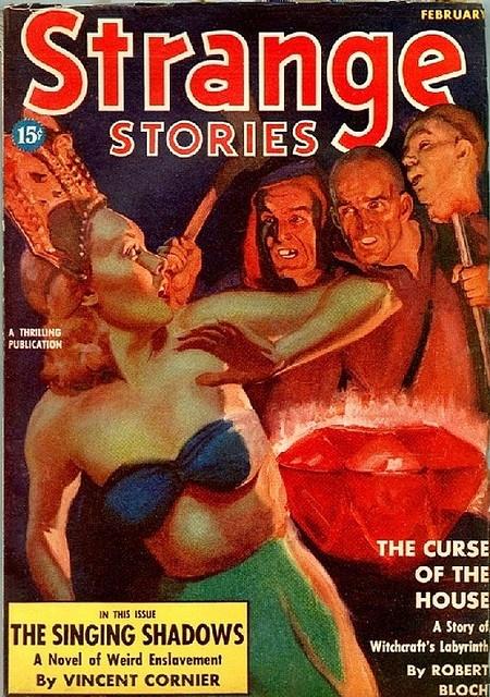 Strange Stories, Pulp Magazine - 1939 Feb by kocojim, via Flickr