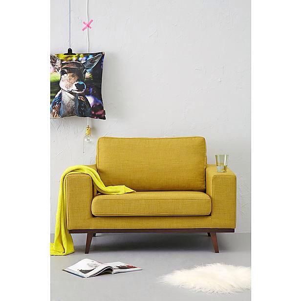 Yellow, because yellow looks fancy-torino loveseat