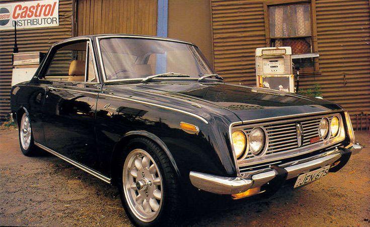 1967 Toyota Corona Coupe RT50