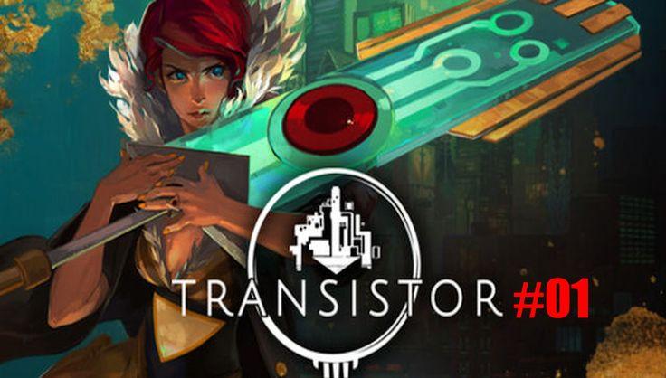 Świat Gier Indie: Transistor #01