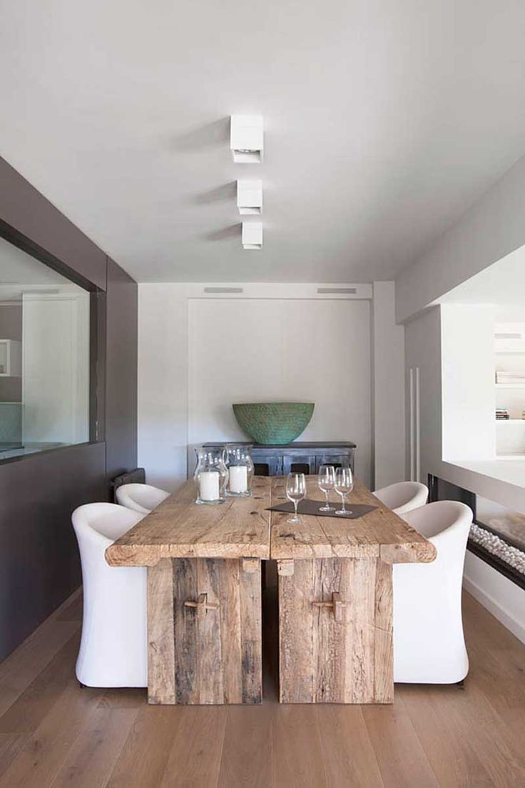 Einrichtungsvorschläge  Einrichtungsvorschläge Für Kleines Wohnzimmer: Die holzige kleine ...