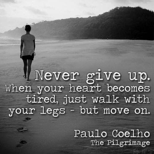 Paulo Coelho Quotes Life Lessons: Paulo Coelho - The Pilgrimage