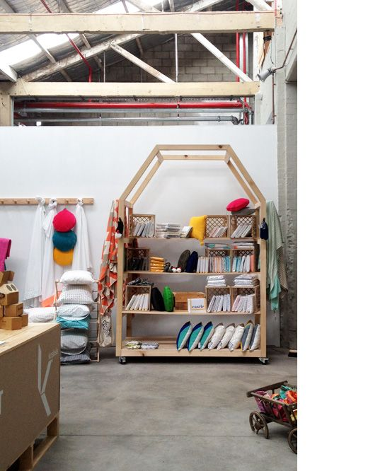 Koskela's new showroom, Sydney