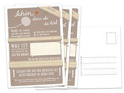 52 Postkarten Hochzeitsspiel - Hochzeitsportal24