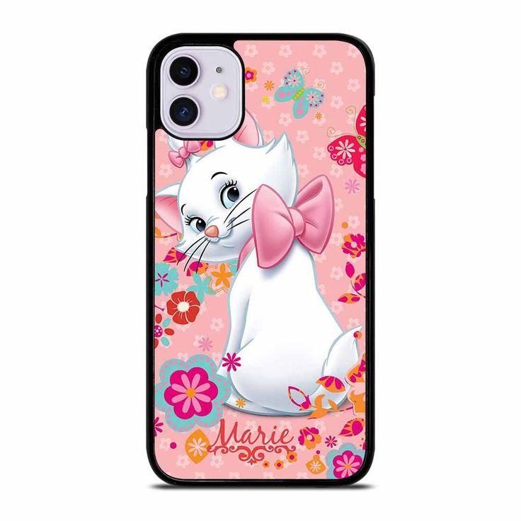 Disney cat marie iphone 11 case