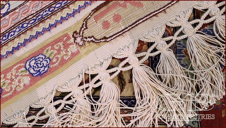 tappeto hereke seta