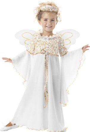 angel costume for kid girls - Google Search