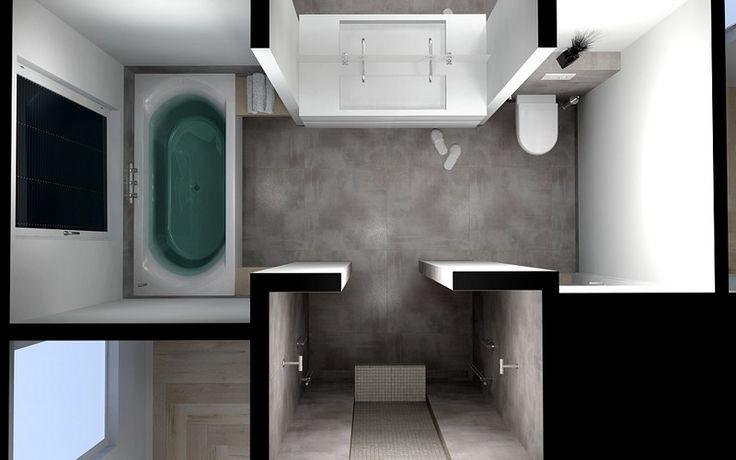 Badkamer Woerden ontwerpen