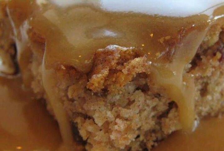 Easy apple cake | Food, Food and more Food | Pinterest