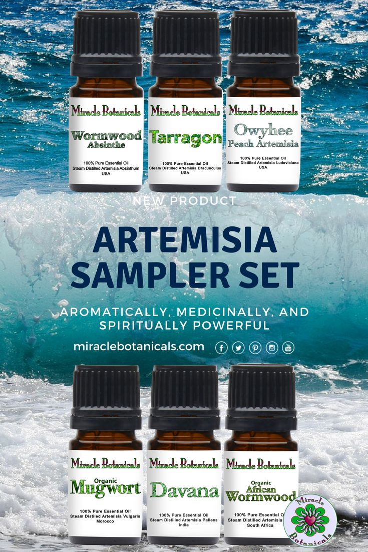Best 50 miracle botanicals new products images on pinterest set contains six essential oils from the artemisia genus of plants containing hardy herbaceous shrubs known for their powerful chemical constituents fandeluxe Image collections