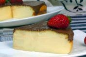 Una tarta deliciosa y súper fácil de hacer, con el sabor intenso del chocolate y con la facilidad de su elaboración pues no necesita de horno, hecha en baño María y con una decoración lindísima. Ingredientes Para el bizcocho: + 100 gr de mantequilla ya blanda = 5 cucharadas y un poco más