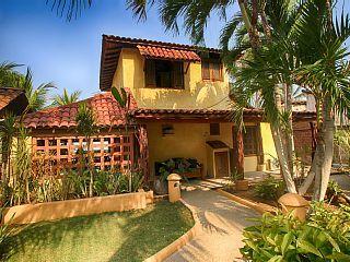 Private Beachfront Villa on Manzanillo Bay Point Break Troncones, Guerrero, Mexico | Stays