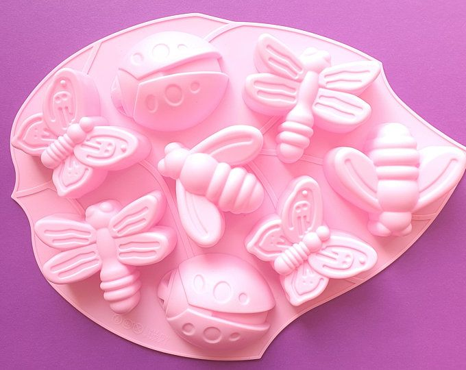 Doll House Food 3d Silicone Chocolate Soap Cake Fondant Cupcake Clay Resin Wax Mold Gypsum