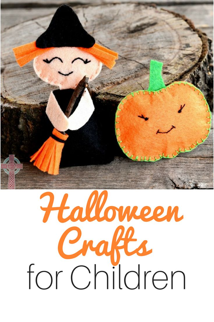 Gather your glitter, crayons and glue! We've collected some super fun Halloween crafts for kids -- get ready to create with your children!