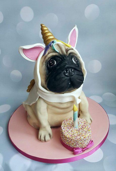 Best 25 Pug Cake Ideas Only On Pinterest Pug Birthday