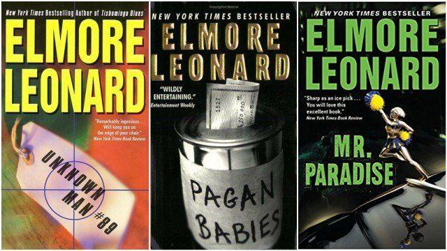 Justified Producers Option Elmore Leonard Detroit Novels for Series