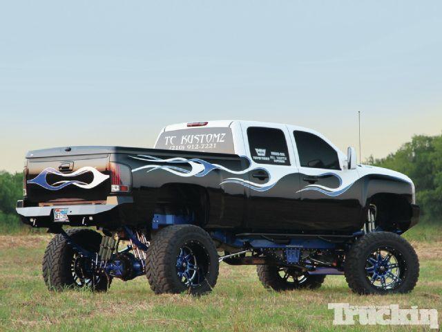 2011 Chevy Silverado 2500Hd Fuel Hostage Wheels