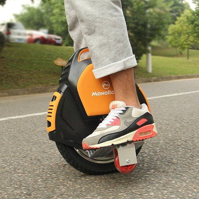 MonoRover R1 Self Balancing Unicycle #Cool, #Futuristic, #Ingenious, #Ride