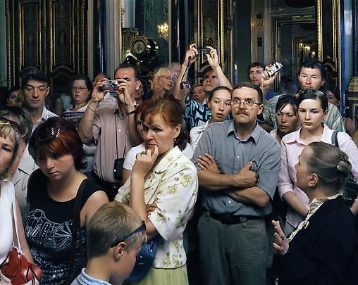 <b>Hermitage 3, St. Petersburg</b>, 2005 Image