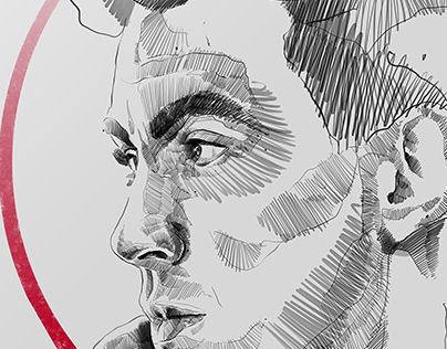 "Check out new work on my @Behance portfolio: ""HARDWELL Sketchin'"" http://be.net/gallery/37678157/HARDWELL-Sketchin"