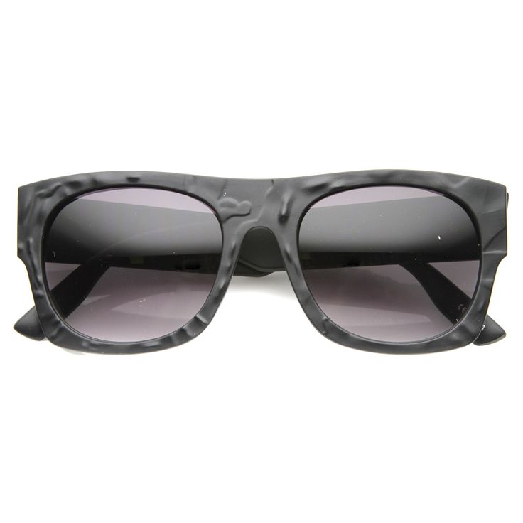 flat top sunglasses 9yum  Unique Flat Top Textured Sunglasses 9865