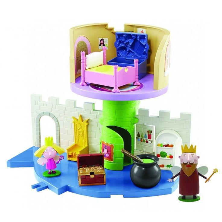 Juguete BEN Y HOLLY CASTILLO de Bizak Precio 53,53€ en IguMagazine #juguetesbaratos