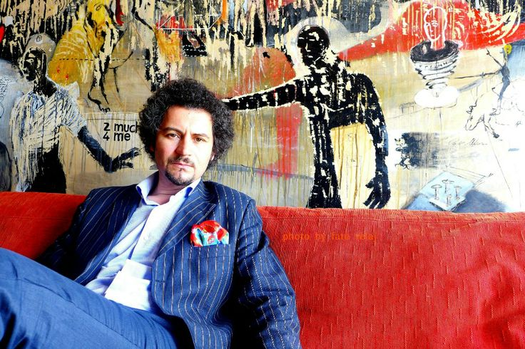 Interview with Artan Shabani, international artist and Director of National Art Gallery of Albania