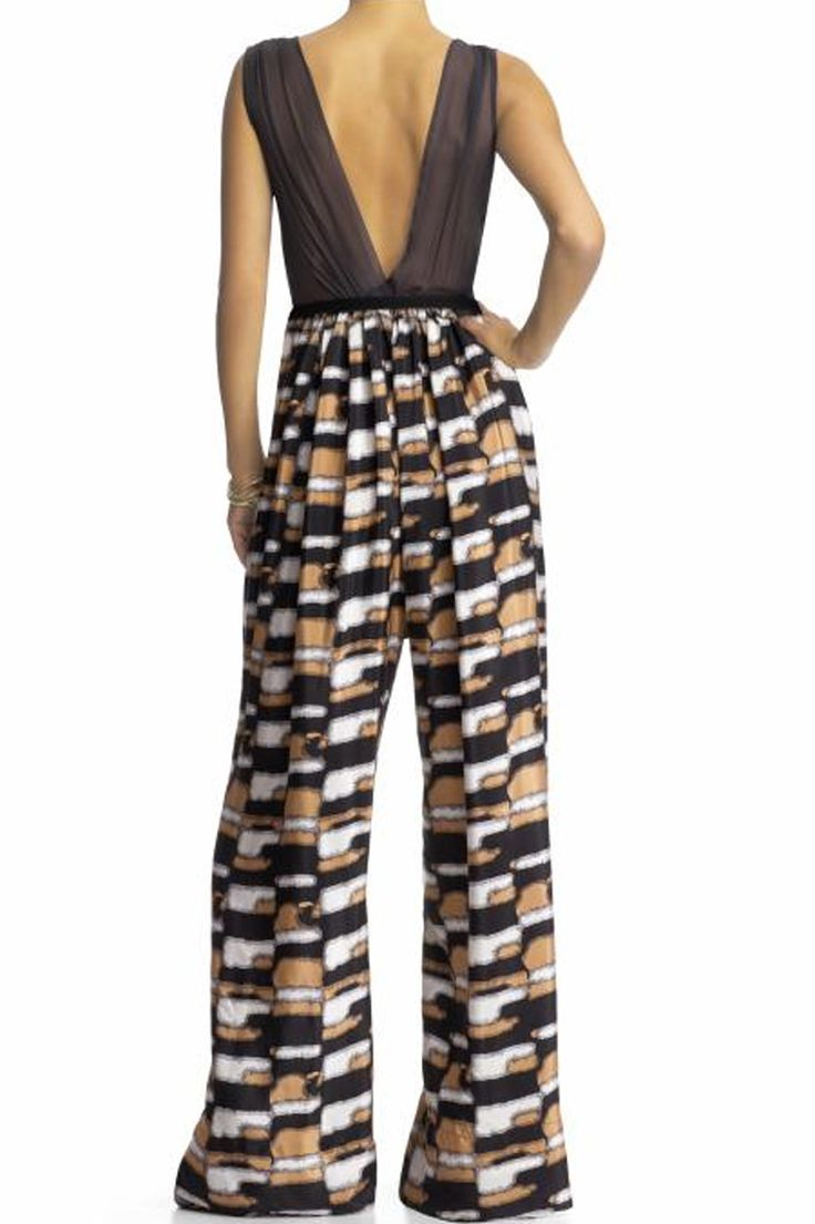 Anya Ayoung-Chee-Black-White-Jumpsuit-Silk-small