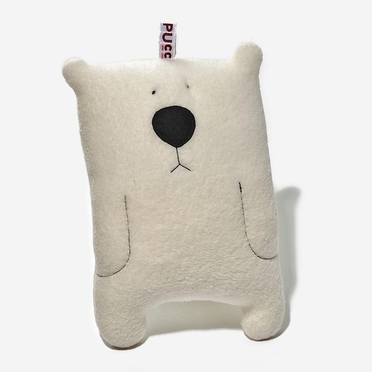 Polar bear - Kirschkernkissen Inspiration