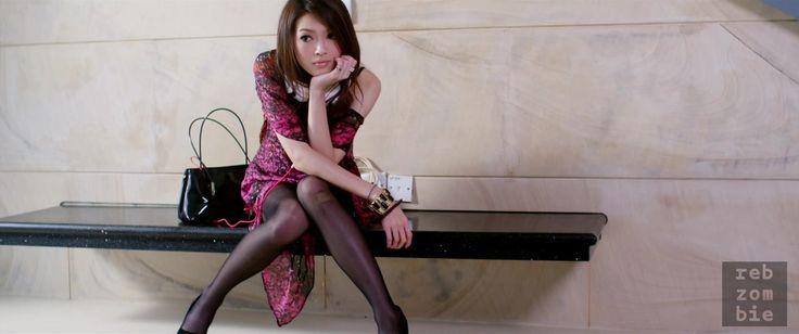 Shiga Lin in Lan Kwai Fong 2