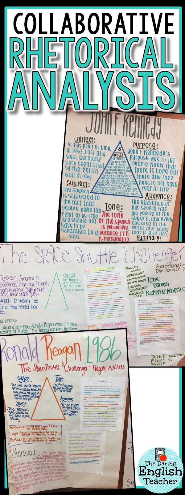 Collaborative Classroom Writing ~ Best images about ap lang comp on pinterest