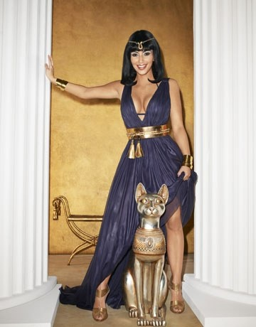 Of the Fashion...: Walk Like An Egyptian: Fashion Inspiration Cleopatra