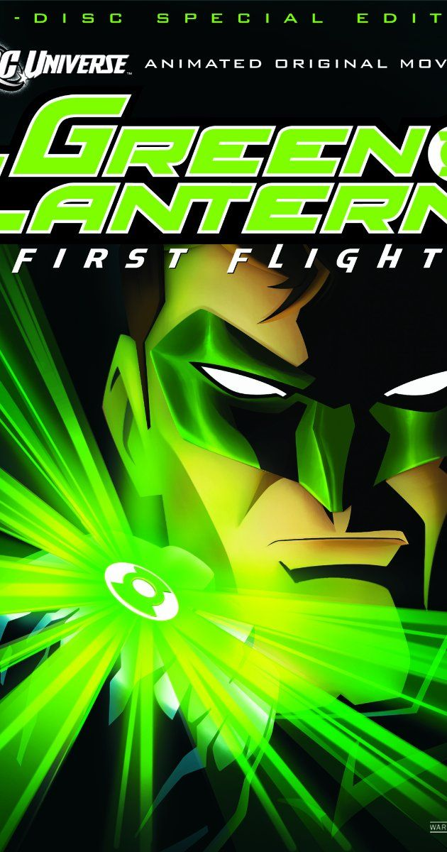 Green Lantern: First Flight (Video 2009)