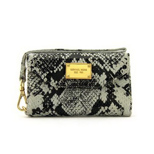 low-cost Michael Kors Patent Python-Embossed Leather Large Grey iPhone 5 Cases sale online, save up to 90% off being unfaithful limited offer, no taxes and free shipping.#handbags #design #totebag #fashionbag #shoppingbag #womenbag #womensfashion #luxurydesign #luxurybag #michaelkors #handbagsale #michaelkorshandbags #totebag #shoppingbag