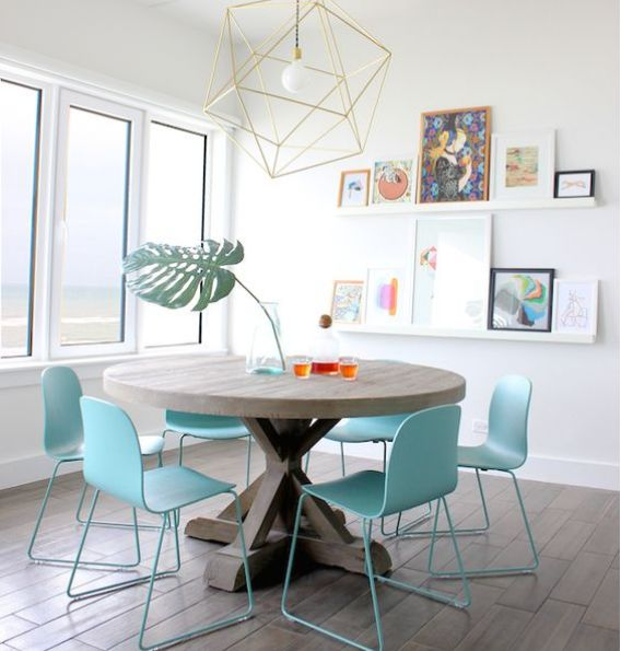 8 Brilliant Pastel Interiors That You Are Going To Love | My Home Design