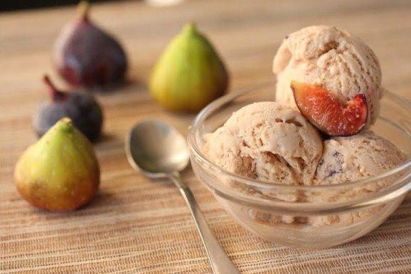 Διατροφή - Συνταγή: Σύκο παγωτό - Όμορφα Μυστικά από την Βίκυ…