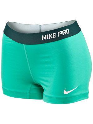 Nike Womens Pro 2.5 Short II Spring 2013