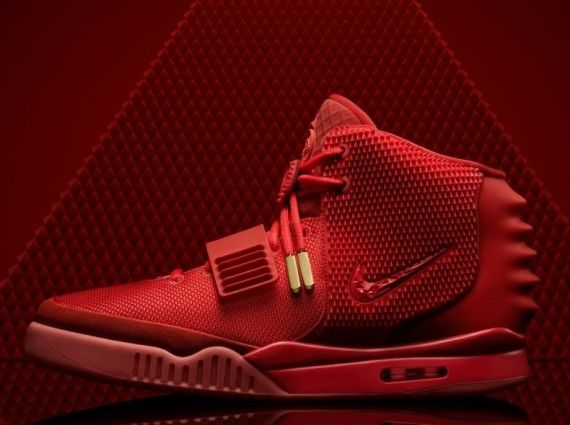 "Nike Air Yeezy 2 ""Red October"" – Nikestore Release"