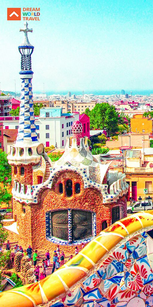 #Barcelona Europe's third most-visited city.