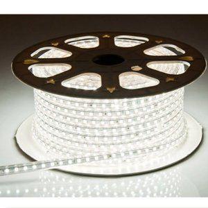 Viktion – 220V 15m SMD 5050 LED Ruban Bande Strip 900 LEDs éclairage étanche waterproof – utiliser directement pas besoin de l'adapteur…