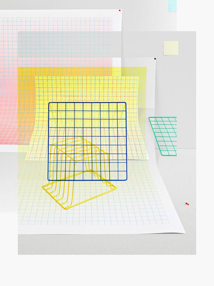 Grid selection #pastel
