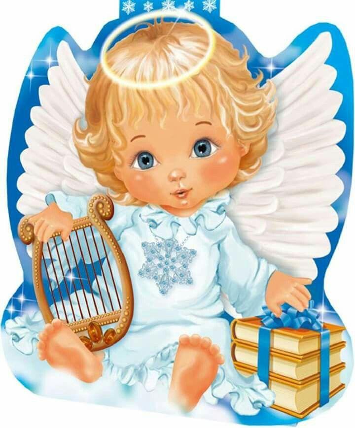 Ангелы на крестины картинки