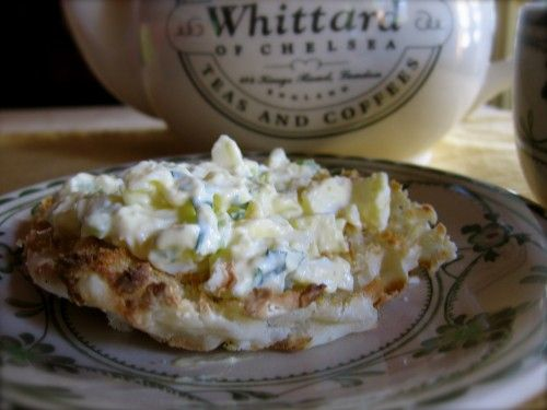 Easy Egg Salad Recipe | Easy Healthy Weight Watchers Recipes